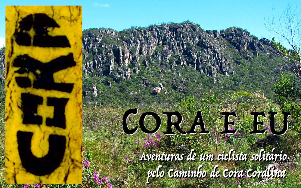 Livro Cora e Eu