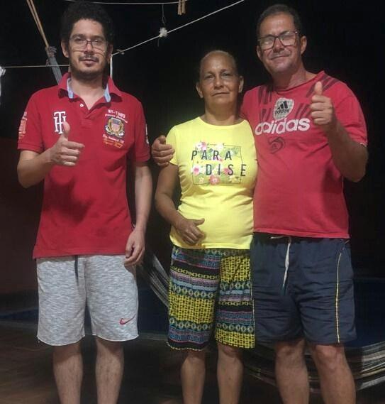 Família Miranda - Radiolândia